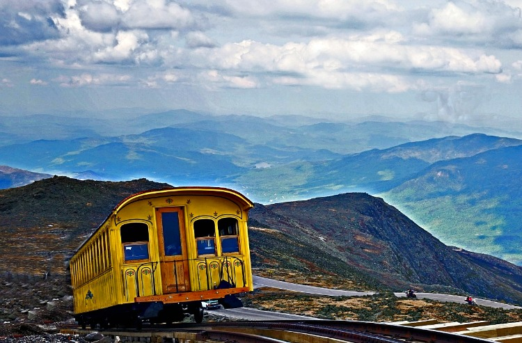 Mt. Washington Cog Railway - TravelingMom