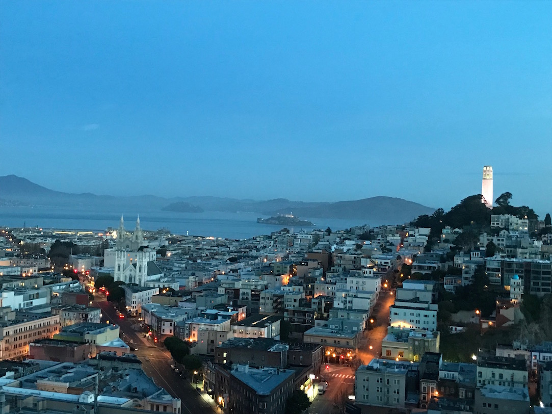 Looking for 5-star food and a 5-star hotel in SF?