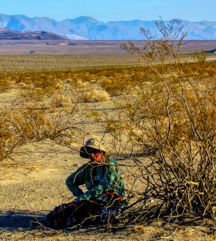 Death Valley National Park is not a playground. Know your limits!