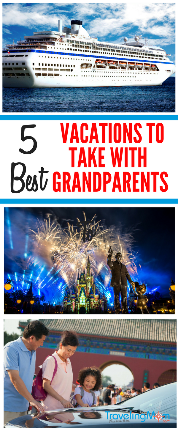 Best Vacations with Grandparents