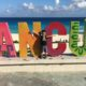 Enjoying the gorgeous Cancun, Mexico sights and sounds with kids is easy when youw what to do and where to go!