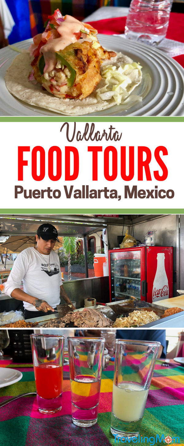 Vallarta Food Tours is a great way to learn about history and taste the culture of Puerto Vallarta, Mexico.