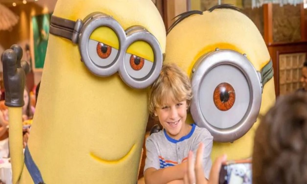 The Complete Guide to Universal Orlando Character Dining