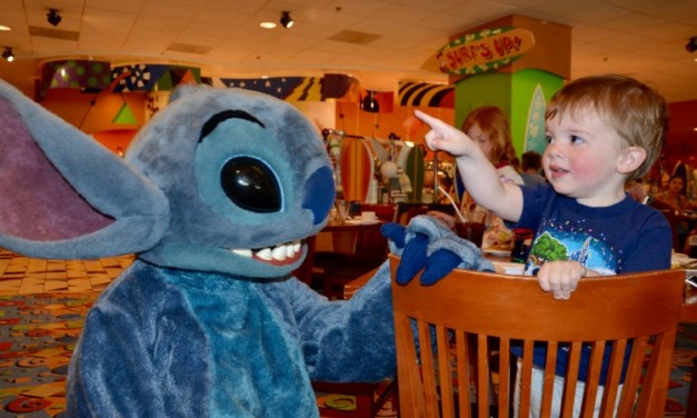 The Ultimate Guide to Disneyland Character Meals