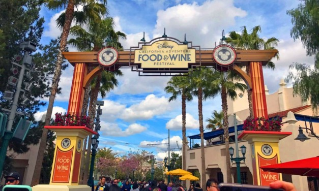 Essential Guide to the 2018 Disneyland Food and Wine Festival