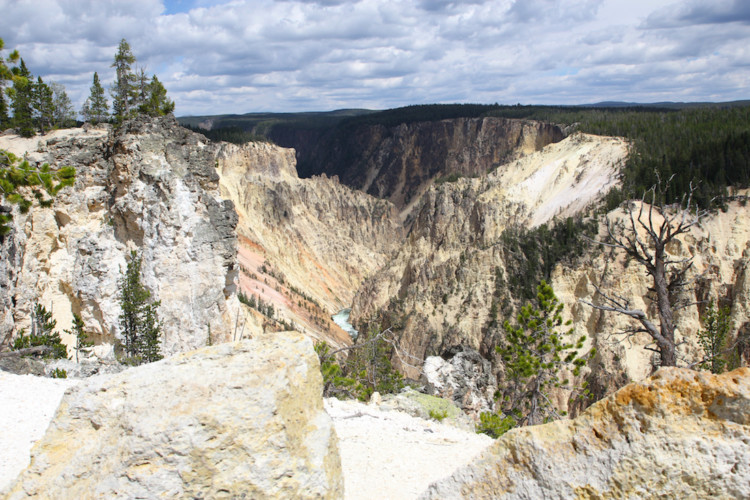 Grand Canyon of Yellowstone. Ultimate Guide to Yellowstone National Park.