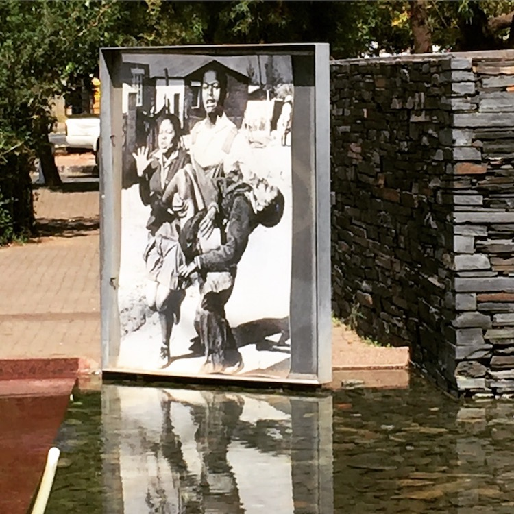 Pieterson Museum focuses on the student uprisings, part of apartheid history in South Africa