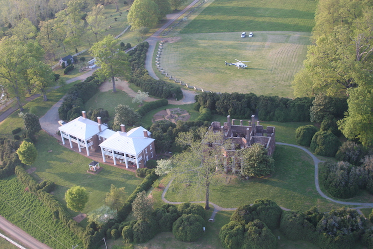 One of the top kid-friendly wineries in the US is Barboursville Winery and its historic mansion - perfect for exploring.