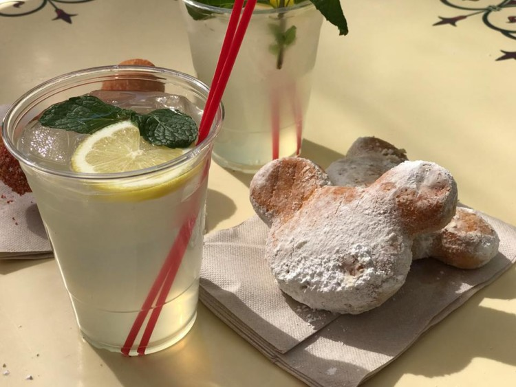 Mickey Beignets and Mint Juleps are the Best Disneyland Food!