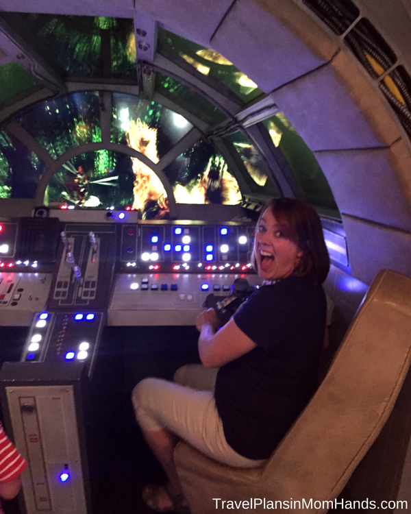 Disney Cruise advice for first time cruisers | Millennium Falcon in the Oceaneer Club on the Disney Dream is a draw for kids and grown-ups, too!