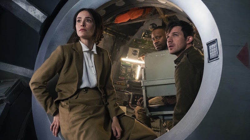 Where would time travel take you? Check out Timeless on NBC!
