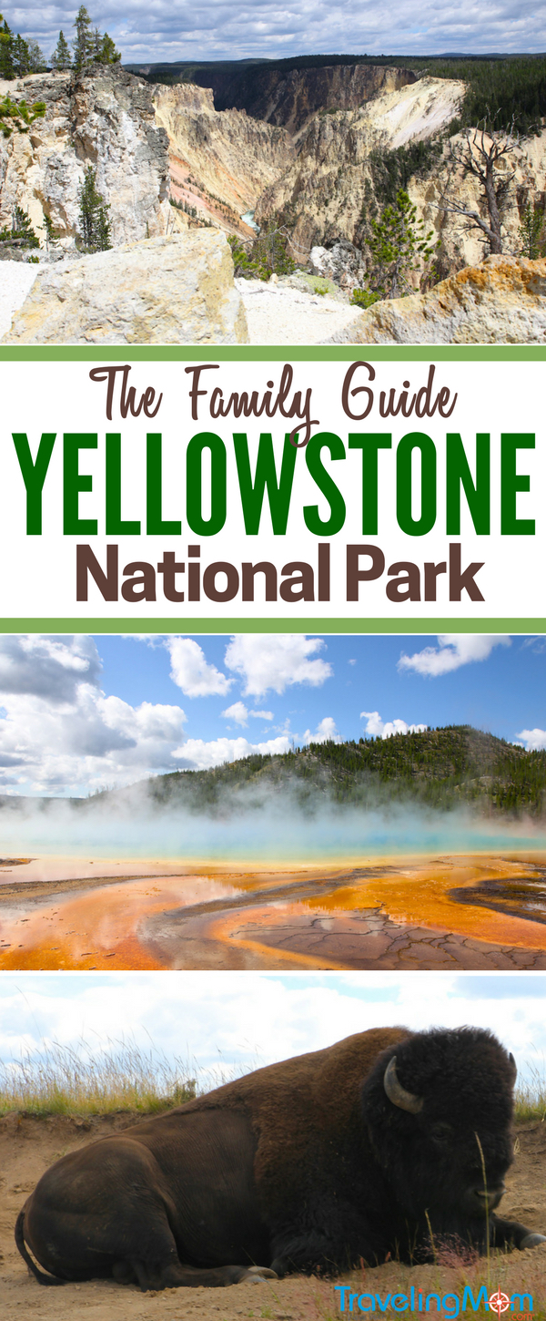 Your Guide to Yellowstone National Park in northwestern Wyoming for families. Got all the details on where to stay, what to see and when to see it in this guide just for families.