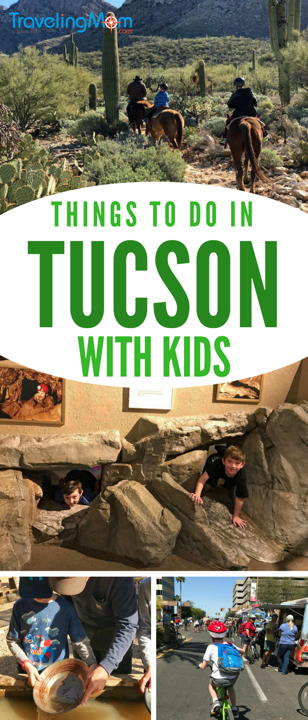 Are you headed to Southern Arizona & looking for fun things to do in Tucson with kids? Check out this list of 17 family-friendly Tucson attractions to see.