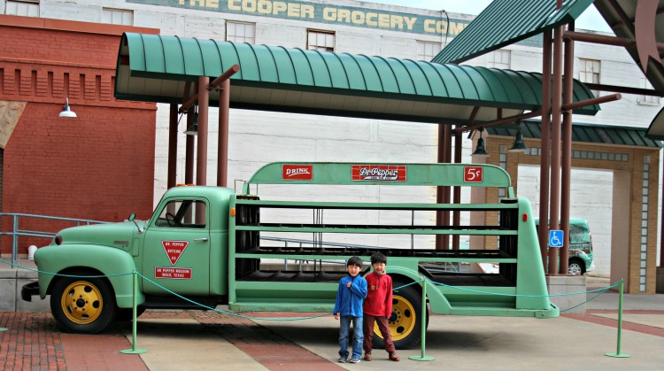One of the most funnest things to do in Waco Texas is visit the Dr Pepper Museum