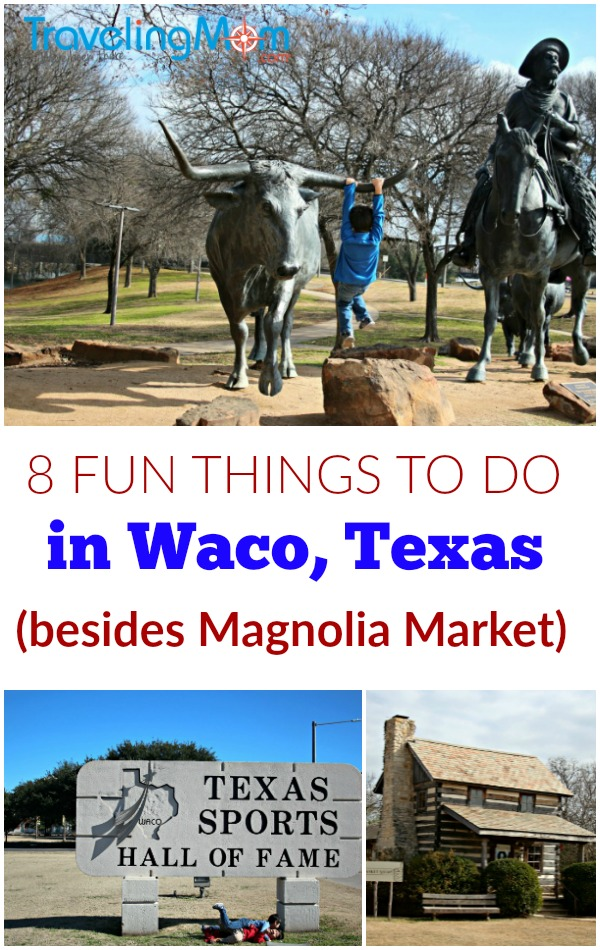 There are lots of things to do in Waco Texas