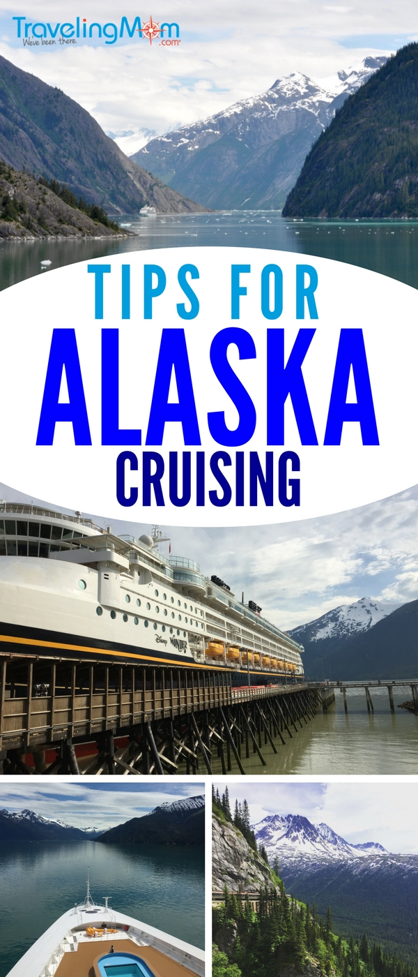 "Alaska Cruise Tips | Got Alaska on the brain? These essential cruising tips will make the most of your ""Inside Passage"" of the 49th state, including what not to miss, what to pack, and what to look for in excursions and activities. #Alaska #cruise"