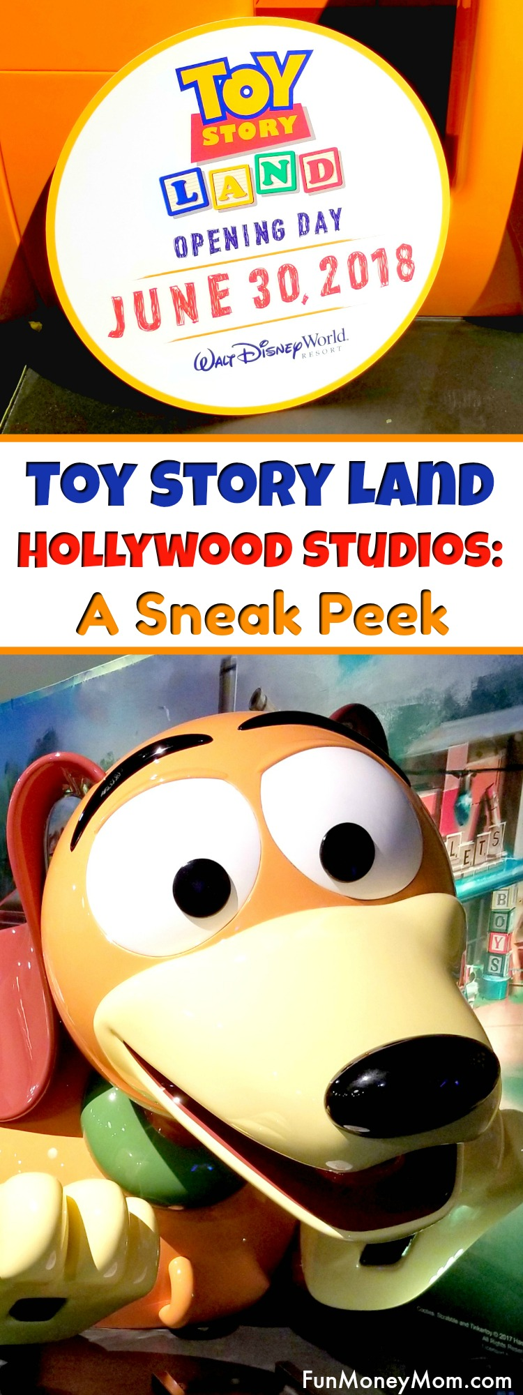 Toy Story Land Opening - Find out what you can expect to see when Toy Story Land opens at Hollywood Studios in Walt Disney World. You'll definitely want to plan your Walt Disney World vacation accordingly. #ToyStoryLand #WaltDisneyWorld #HollywoodStudios