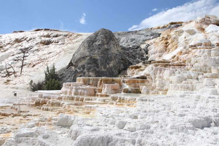 Mammoth Hot Springs. Ultimate Guide to Yellowstone National Park.
