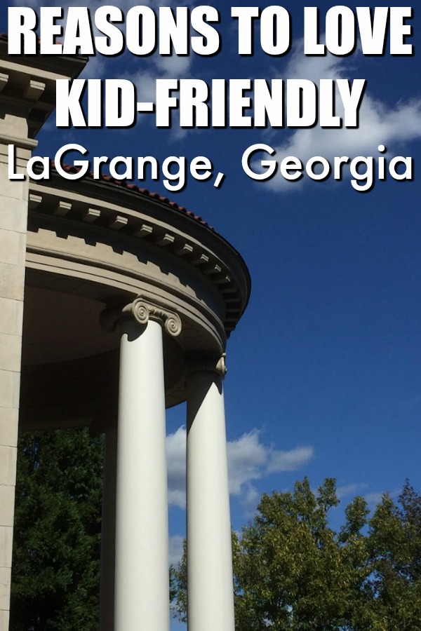 Biblical History Center in LaGrange, GA a kid-friendly experience.