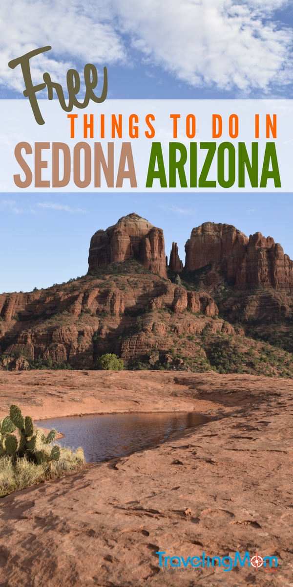 Heading to Sedona, Arizona on vacation. The best things to do in Sedona are free! Check out hiking in vortex country - it's a spiritual tradition. And don't forget your camera for pictures. Photography is a great, free thing to do because the landscape is breathtaking, especially at sunset.