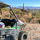 utv in desert in phoenix arizona