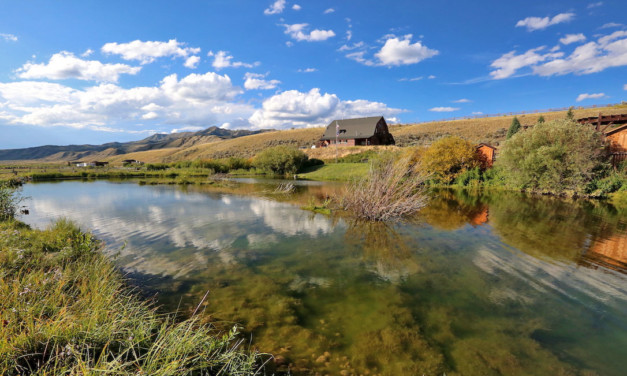 What to Do at Dude Ranch in Wyoming When You're Not Horseback Riding