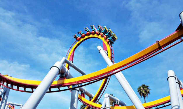 How to Do Knott's Berry Farm in One Day