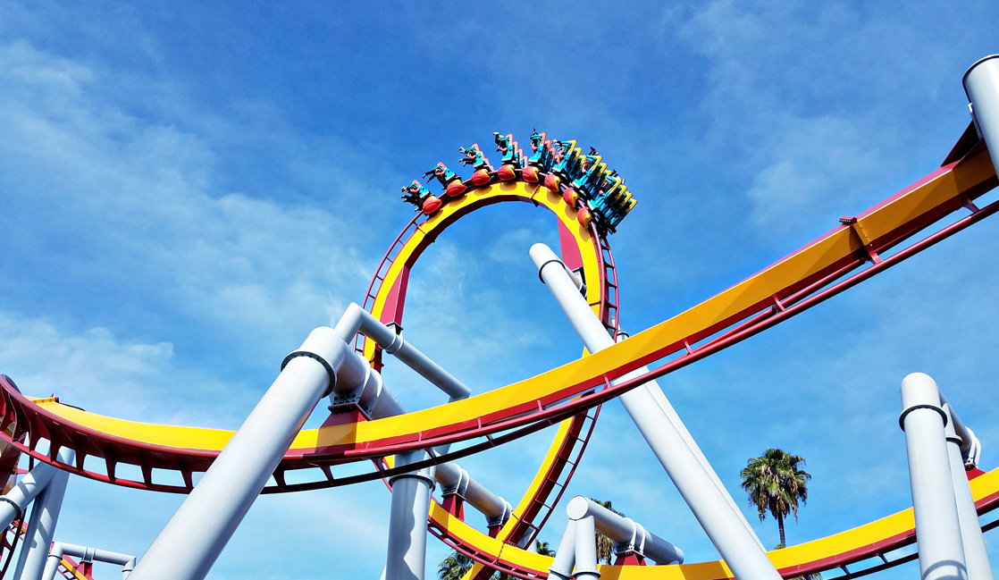 How to Do Knott\'s Berry Farm in One Day | TravelingMom