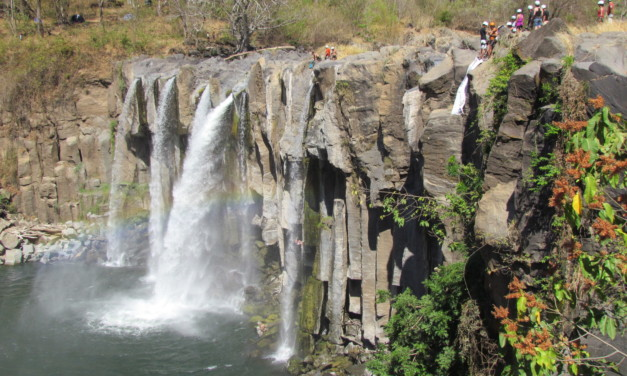 All About Rappelling on a Guatemala Waterfall