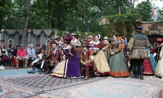 Planning Your First Trip to the Minnesota Renaissance Festival with Kids
