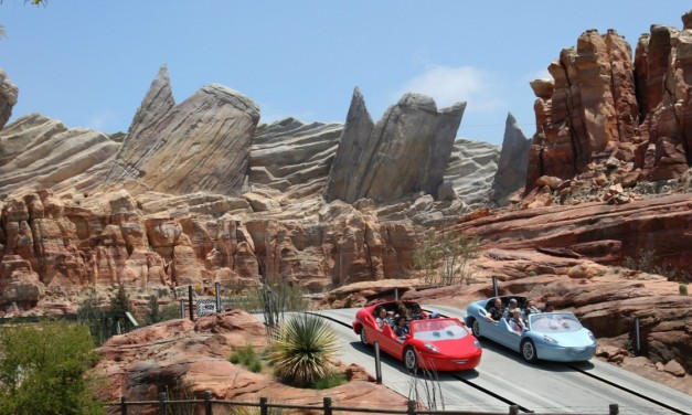Disney California Adventure | Essential Rides Guide for Families