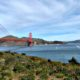 The iconic Golden Gate Bridge. Credit: Judy Antell / Vegetarian