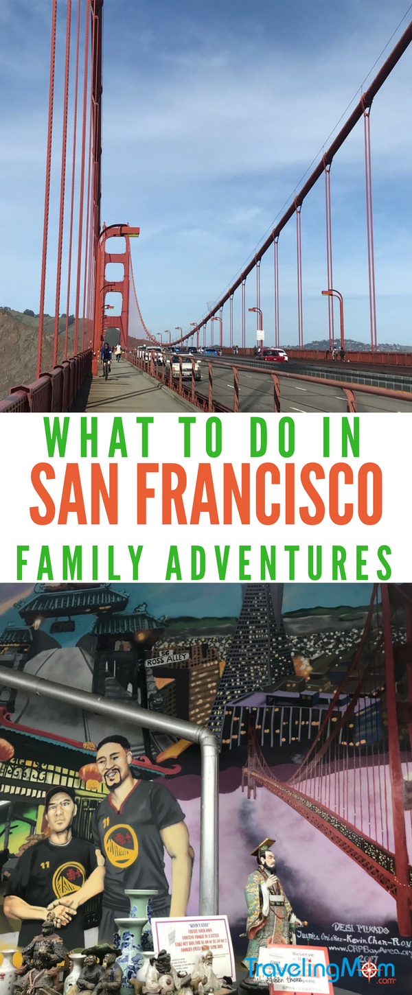 What San Francisco family adventures are on your bucket list?