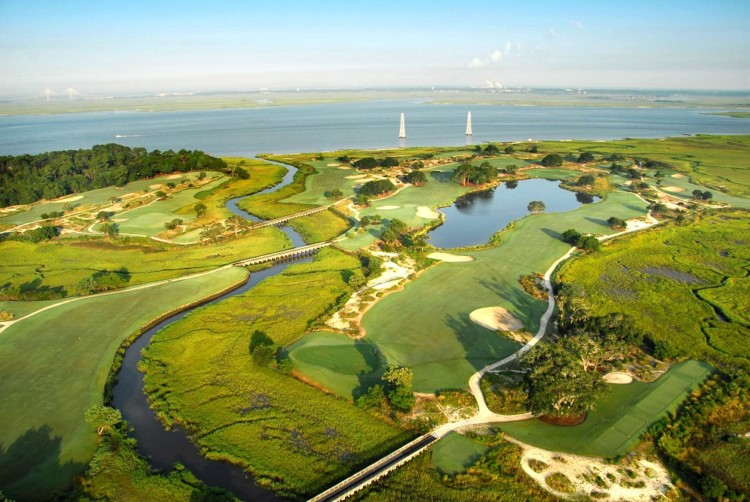 is golf one of the best things to do at Sea Island