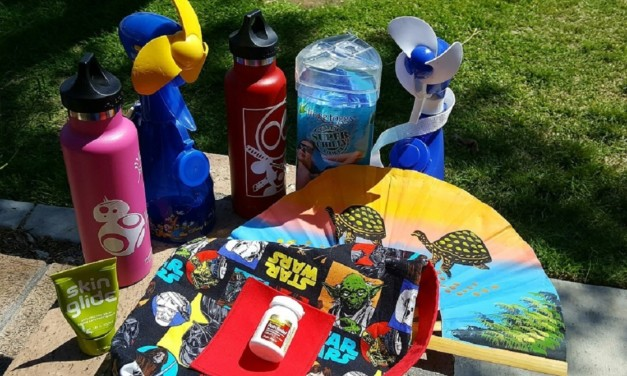 8 Must Haves to Survive the Heat at Disney World