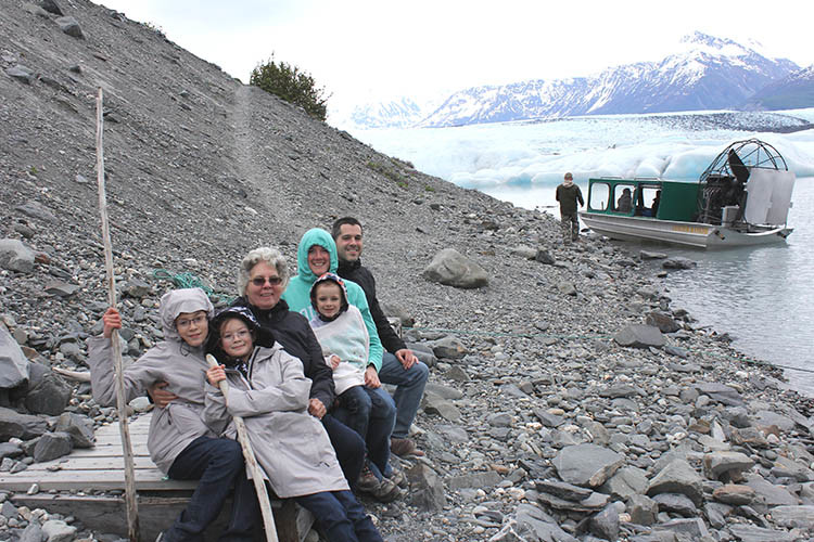 A fun multigen vacation to Anchorage, Alaska is one of the many fun things to do in Anchorage.