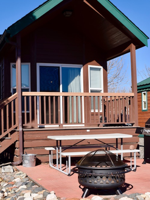 Verde Valley RV and Camping Resort cabin, a Thousand Trails property