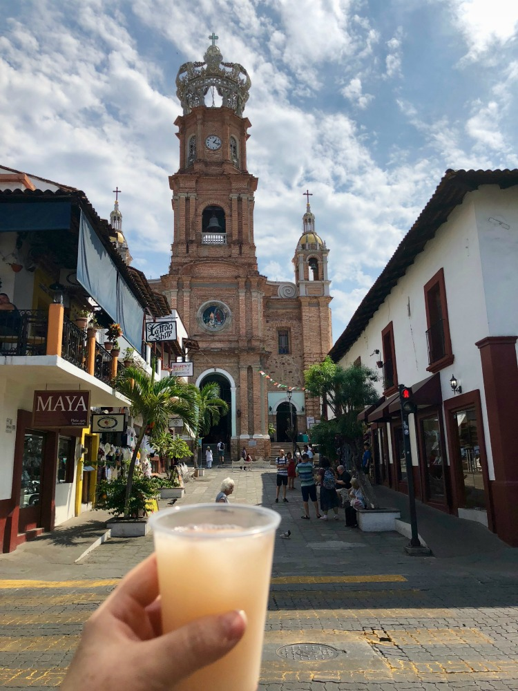 Tuba was a sensational drink we tried and loved on Vallarta Food Tour