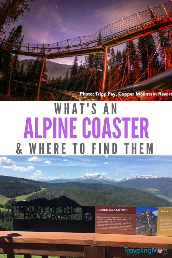 What's an alpine slide and why you need to ride one this year!