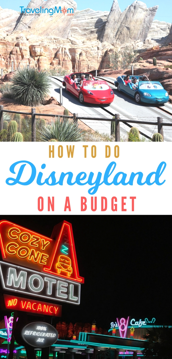How can you save money at Disneyland? Learn how in the TravelingMom guide to Disneyland on a budget.