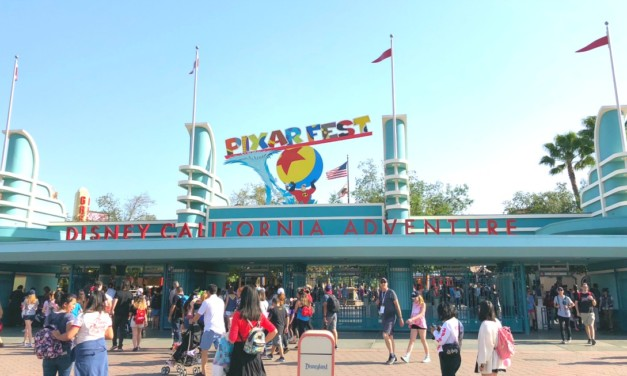 7 Tips for Disneyland's Pixar Fest