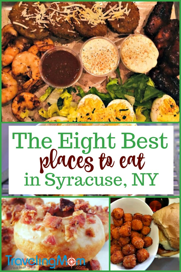 Here are 8 places to eat in Syracuse NY that you need to check out!