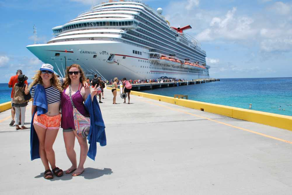 7 Reasons To Choose Carnival For A Mother Daughter Cruise Travelingmom