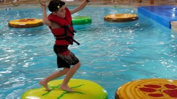 Water Safety Precautions at Great Wolf Lodge