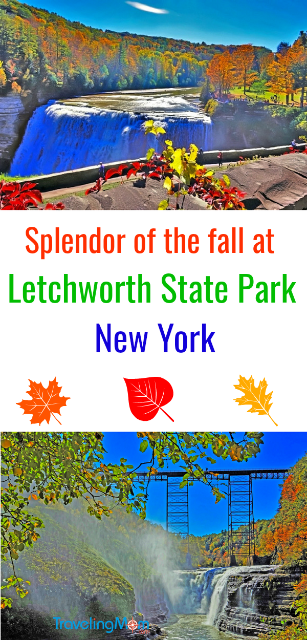 This #1 state park in America delivers spectacular foliage. Make your reservations well in advance!