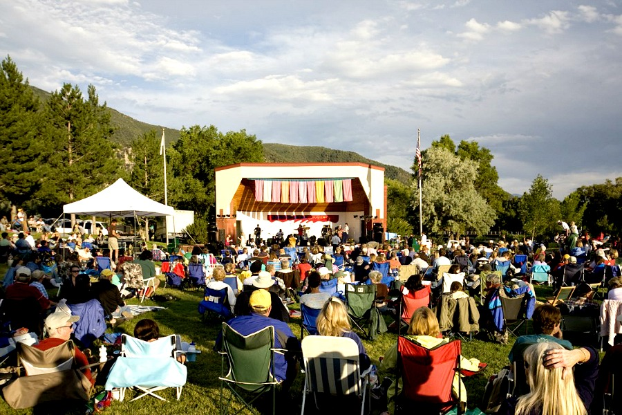 Free Music is one of the best finds for Free Things To Do In Glenwood Springs, CO