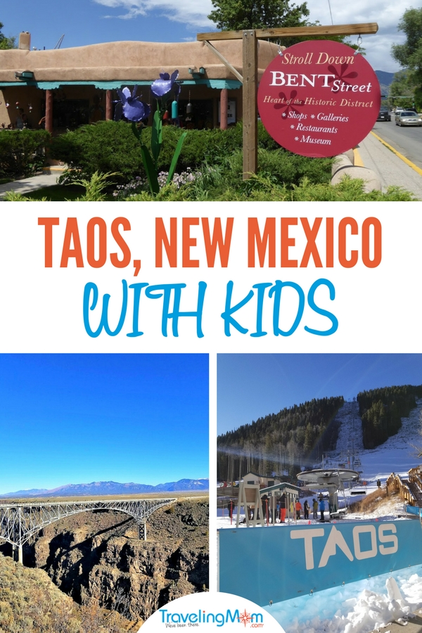 From skiing to hiking, shopping to biking, experience Taos, NM with kids with these 7 best things to do.