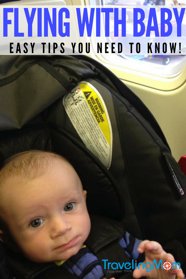 When flying with baby you need to know these tips!