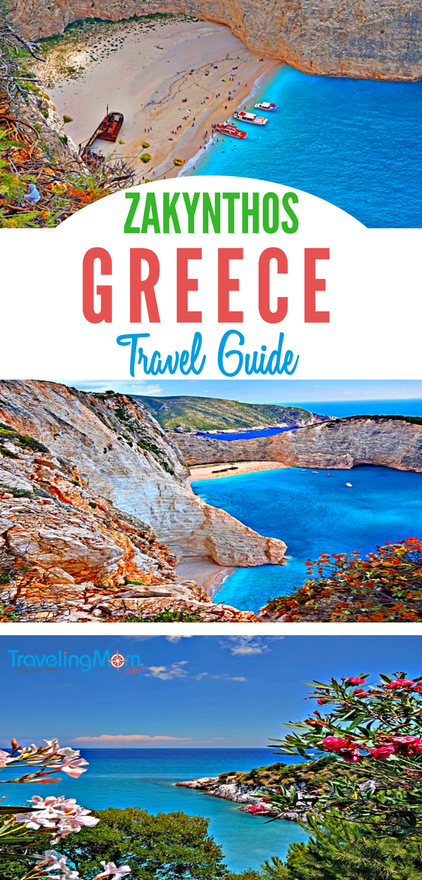 Learn all you need to know about visiting a beautiful island of Zakynthos in Greece.