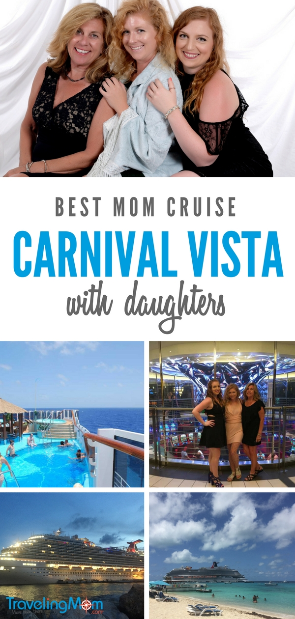 Two formal nights are part of the numerous activities on the eight-day Carnival cruise to the southern caribbean